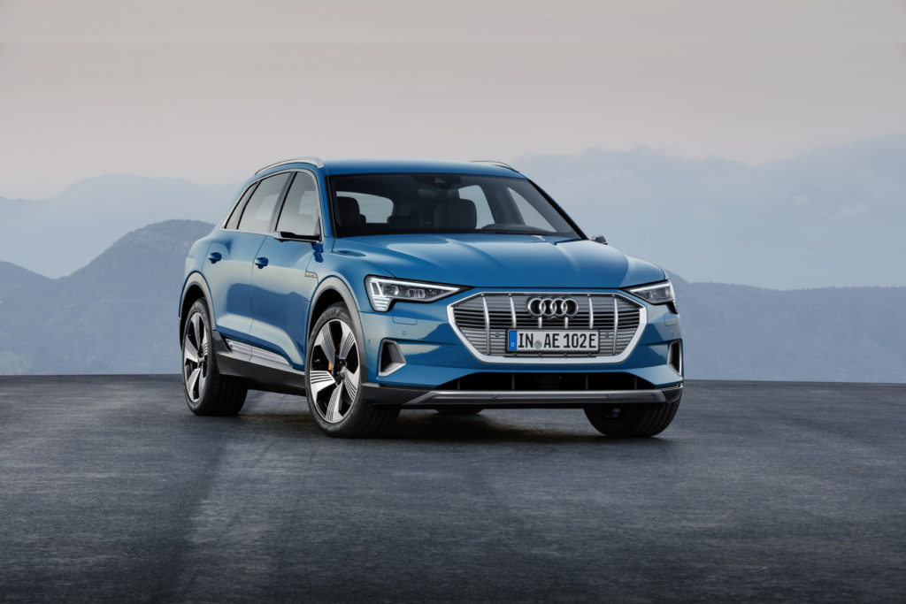 SUV Audi e-tron