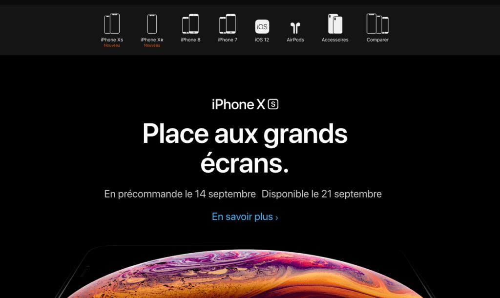 iphone 7 iphone 8 quelle baisse de prix pour les anciens mod les d 39 apple tech numerama. Black Bedroom Furniture Sets. Home Design Ideas