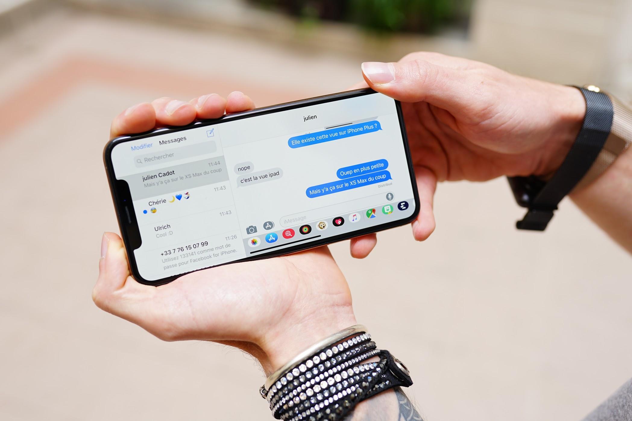 iPhone : cette astuce méconnue pour corriger une faute dans un message va changer votre vie