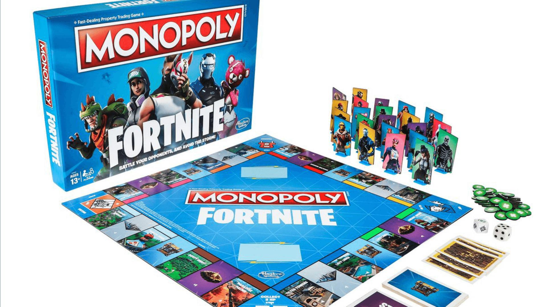 monopoly fortnite les precommandes sont ouvertes - date de sortie monopoly fortnite