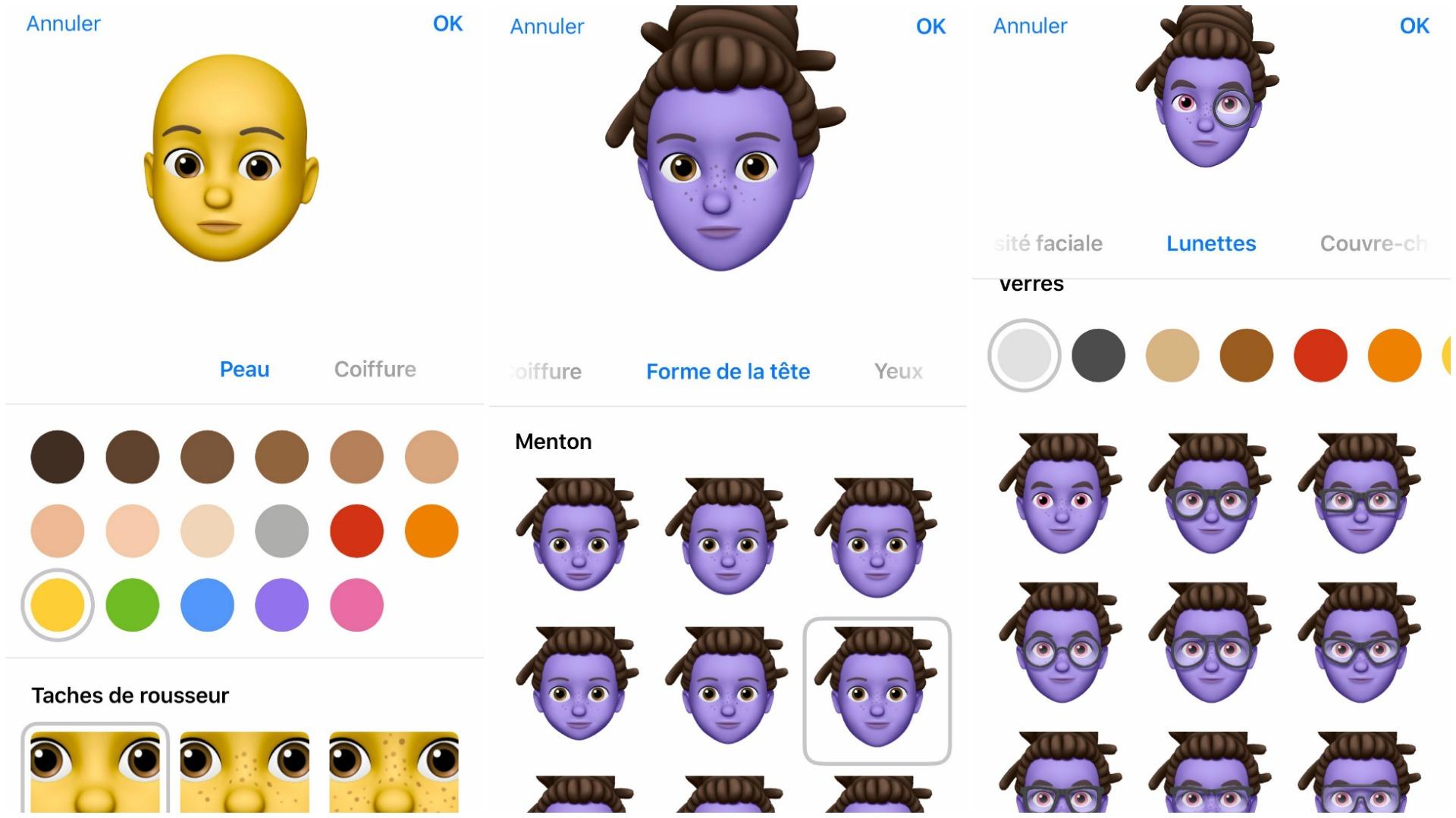 Person Beim Haareschneiden Emoji