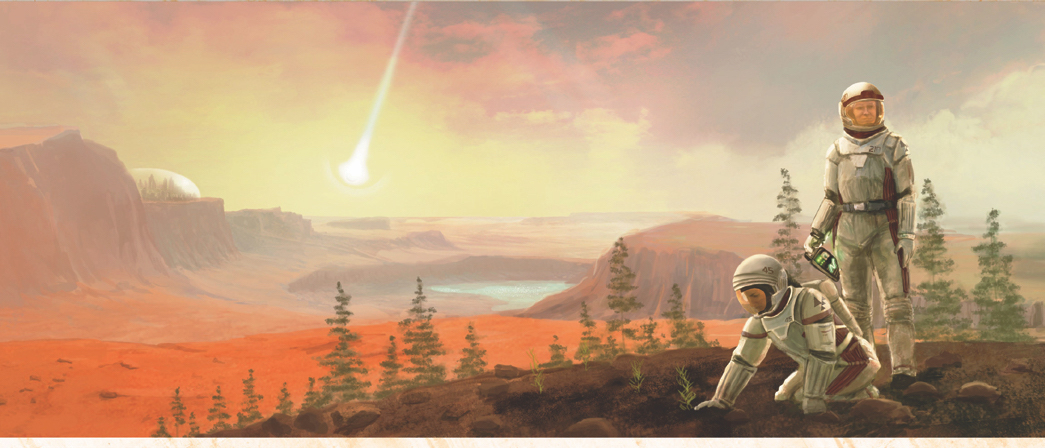 """Résultat de recherche d'images pour """"terraforming mars art"""""""