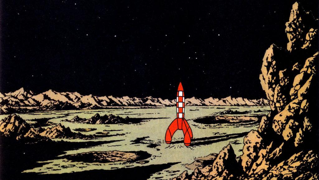 Tintin Lune