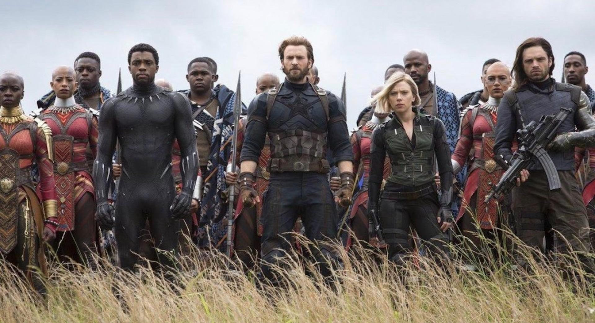 La séance Blu-Ray UHD du week-end : Avengers Infinity War loupe le bon son