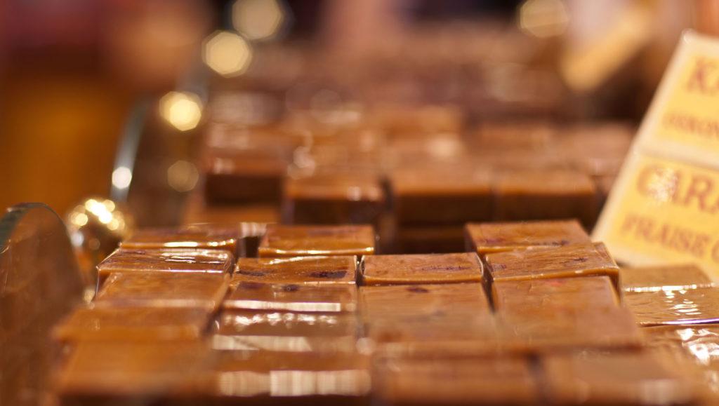 chocolat caramel confiserie