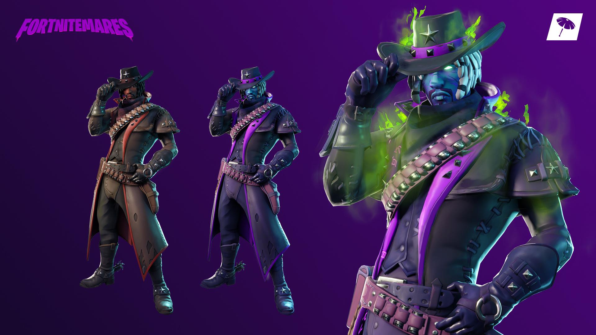 le skin l implacable est le premier skin reactif de fortnite source epic games - tout les nom des skin fortnite