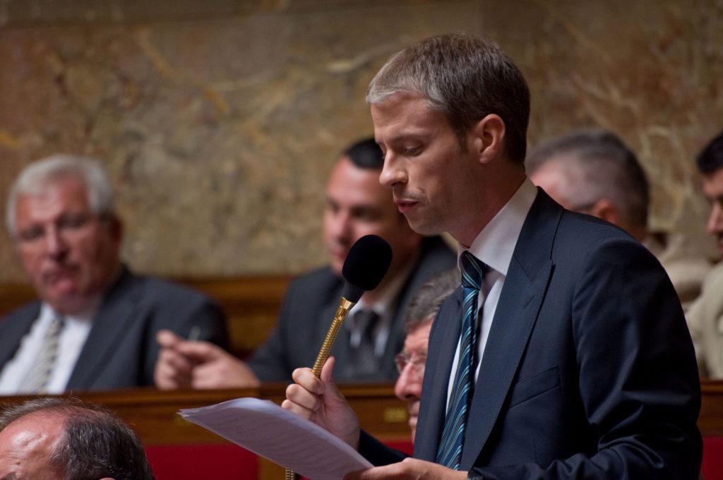 Franck Riester député