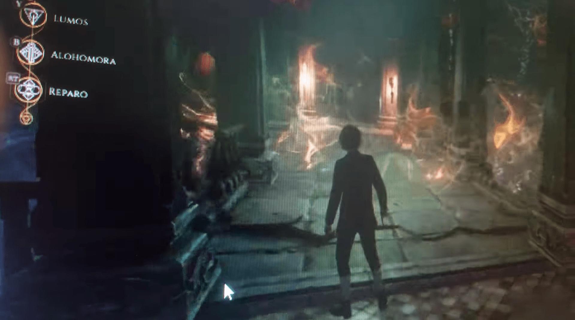 Harry Potter : une vidéo d'un mystérieux nouveau jeu vidéo en ...