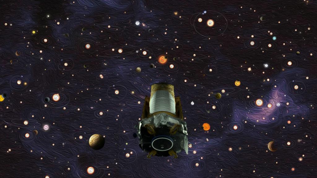 Kepler exoplanètes