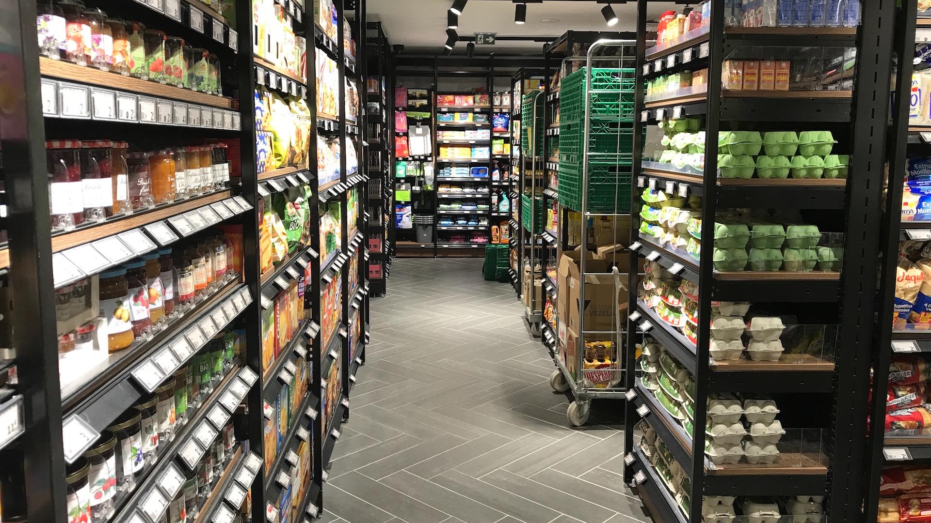 Supermarché rencontres nuits