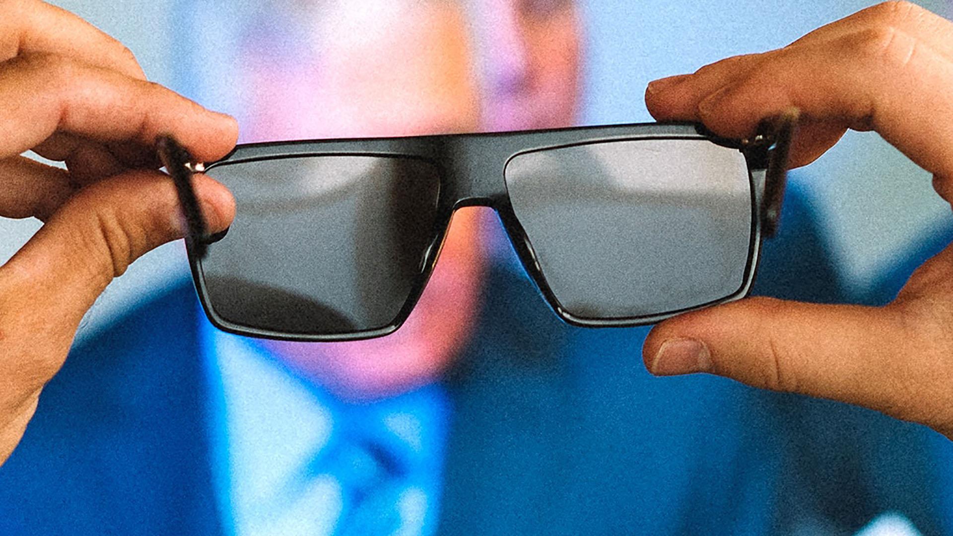 construction rationnelle vente au royaume uni limpide en vue Ces lunettes fonctionnent comme un adblocker IRL - Tech ...