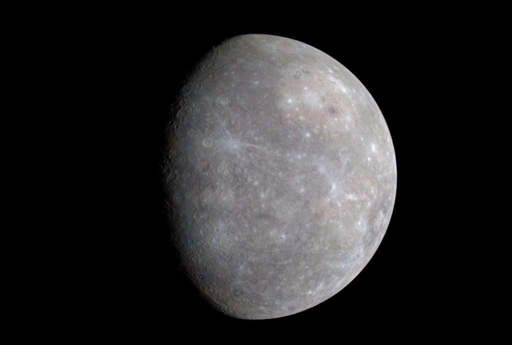 BepiColombo - Voyage vers Mercure Mercure-planete-1024x691