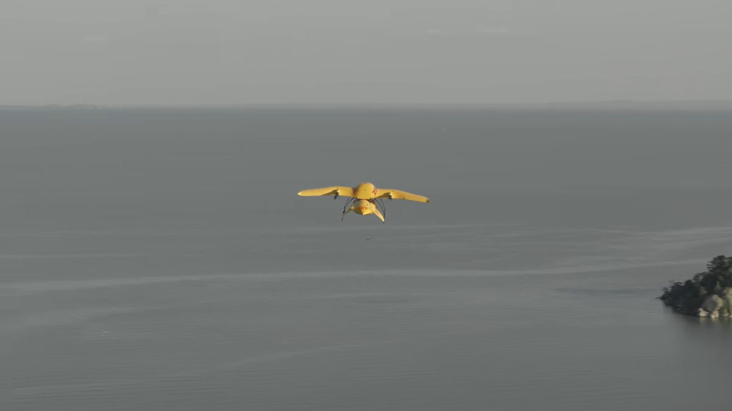 Parcelcopter 4