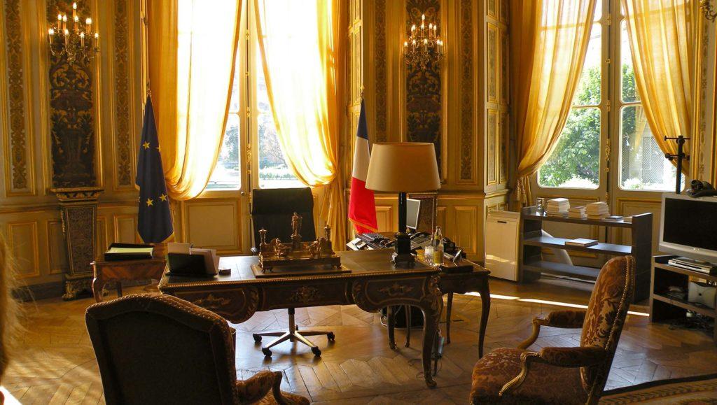 bureau Affaires étrangères quai orsay