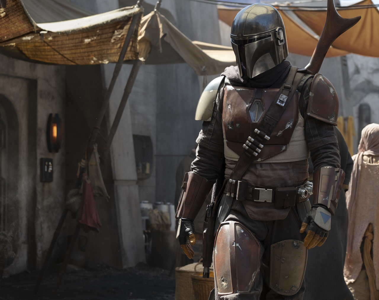 Star Wars : The Mandalorian The-mandalorian