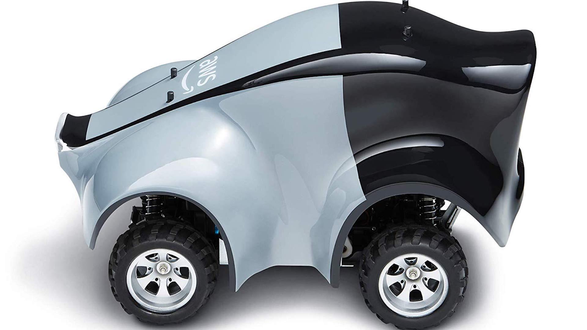 on peut maintenant acheter la mini voiture autonome d 39 amazon mais il faut la programmer. Black Bedroom Furniture Sets. Home Design Ideas