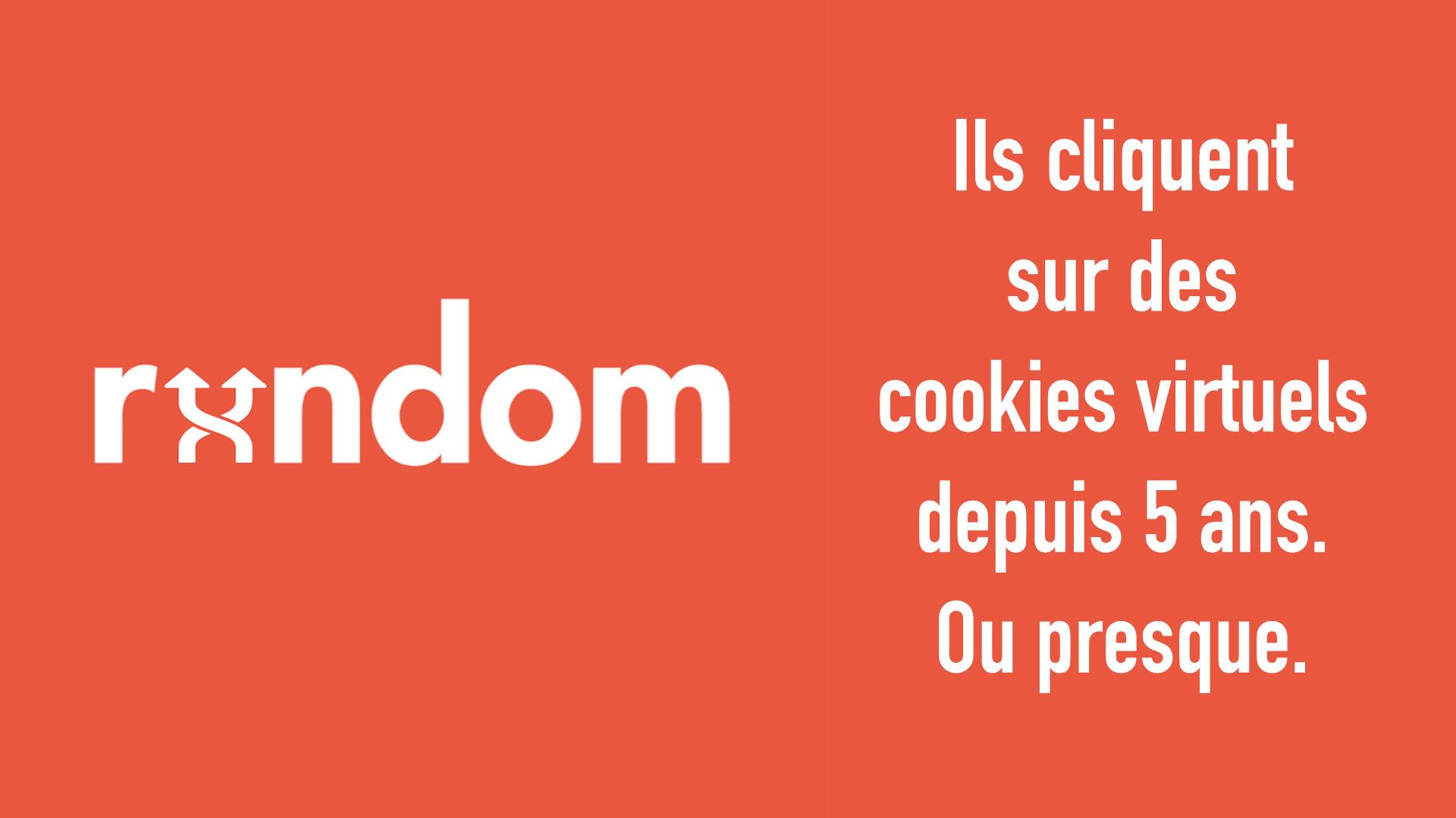 Ils cliquent sur des cookies virtuels depuis 5 ans (ou