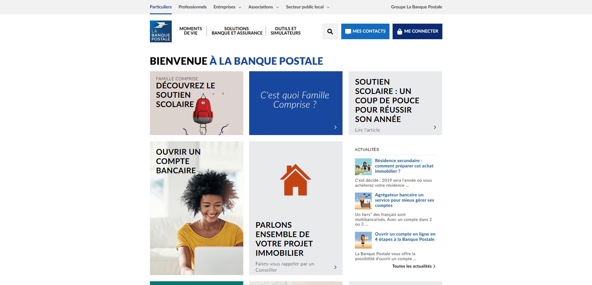 Ma French Bank La Banque Mobile De La Poste Arrivera D Ici L Ete