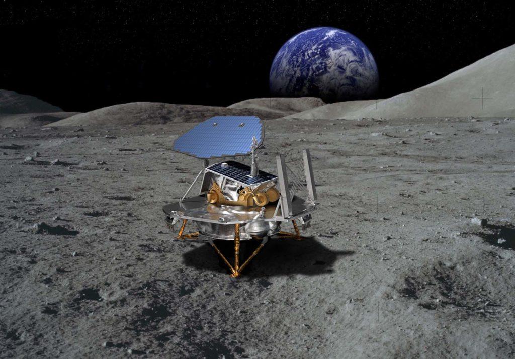 Lockheed Martin CLPS Lune atterrisseur