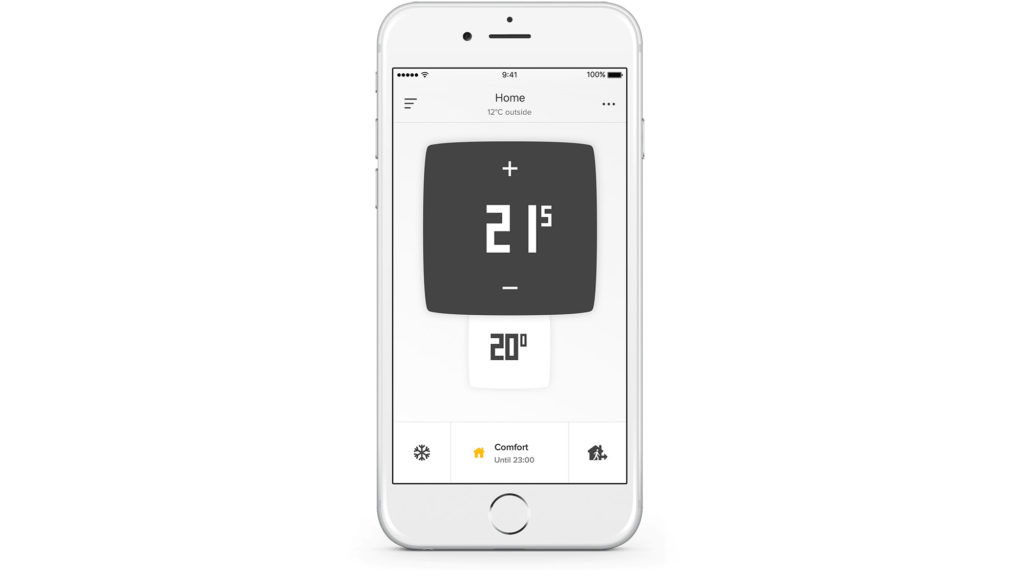 Netatmo application