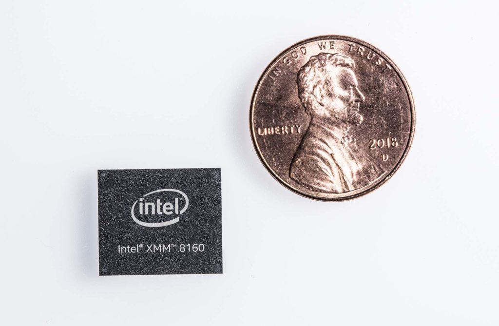 puce Intel 5G