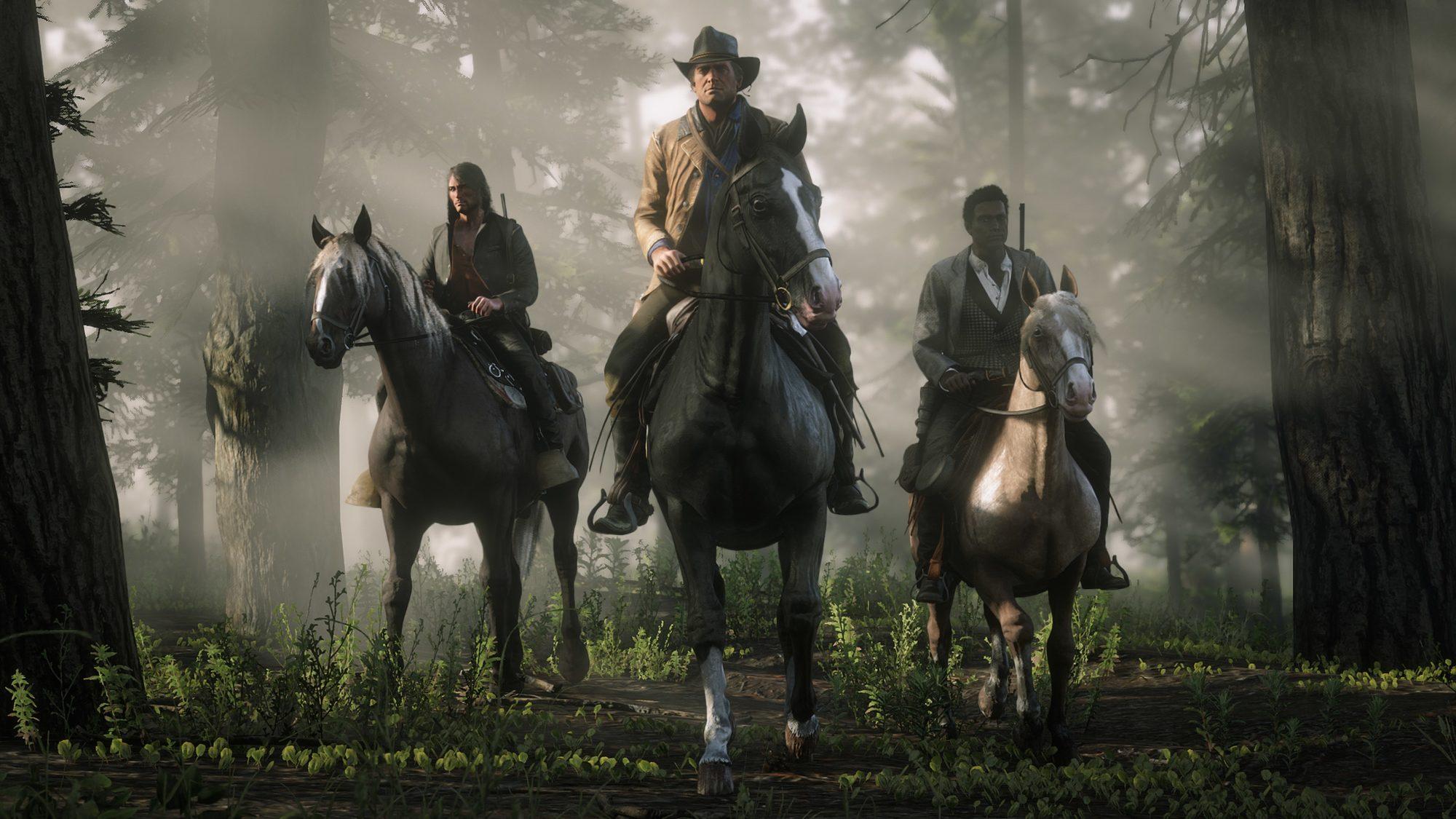 Red Dead Redemption 2 sera bientôt disponible sur Steam