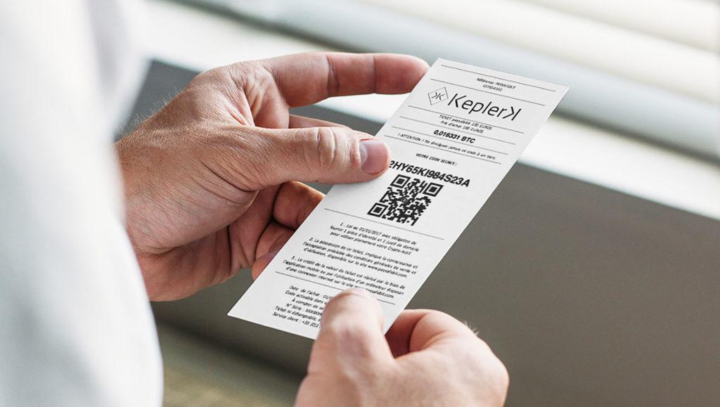 Ticket KeplerK