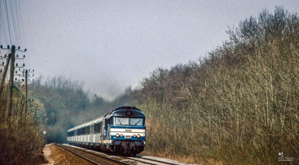 train locomotive diesel