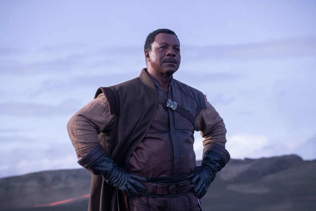 the-mandalorian-celebration-carl-weathers