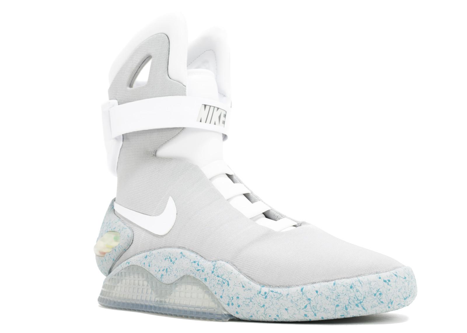 Nike va lancer une nouvelle paire de baskets auto‑laçantes