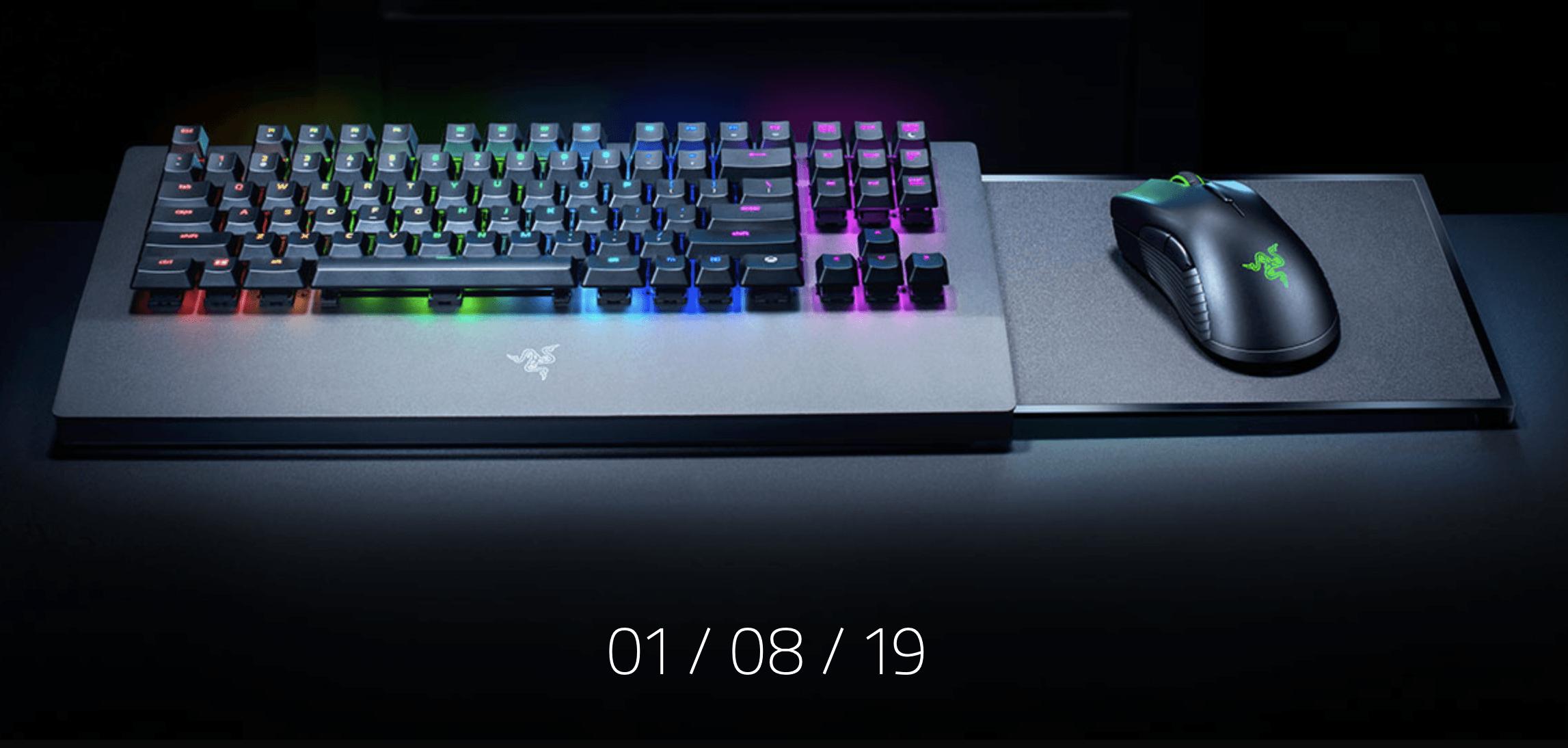 clavier souris xbox one