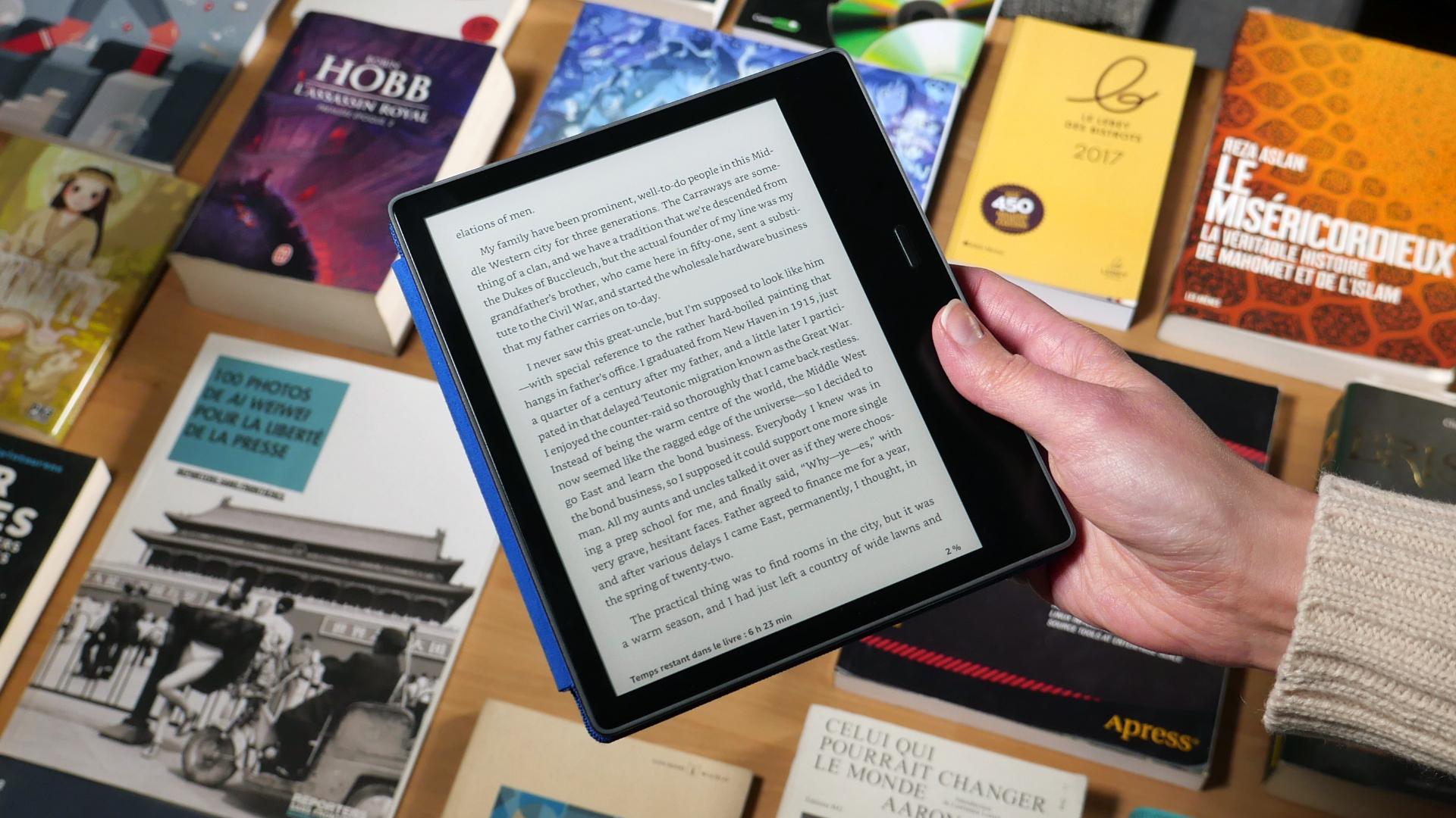 Comment Prendre En Main Votre Nouvelle Liseuse Kindle