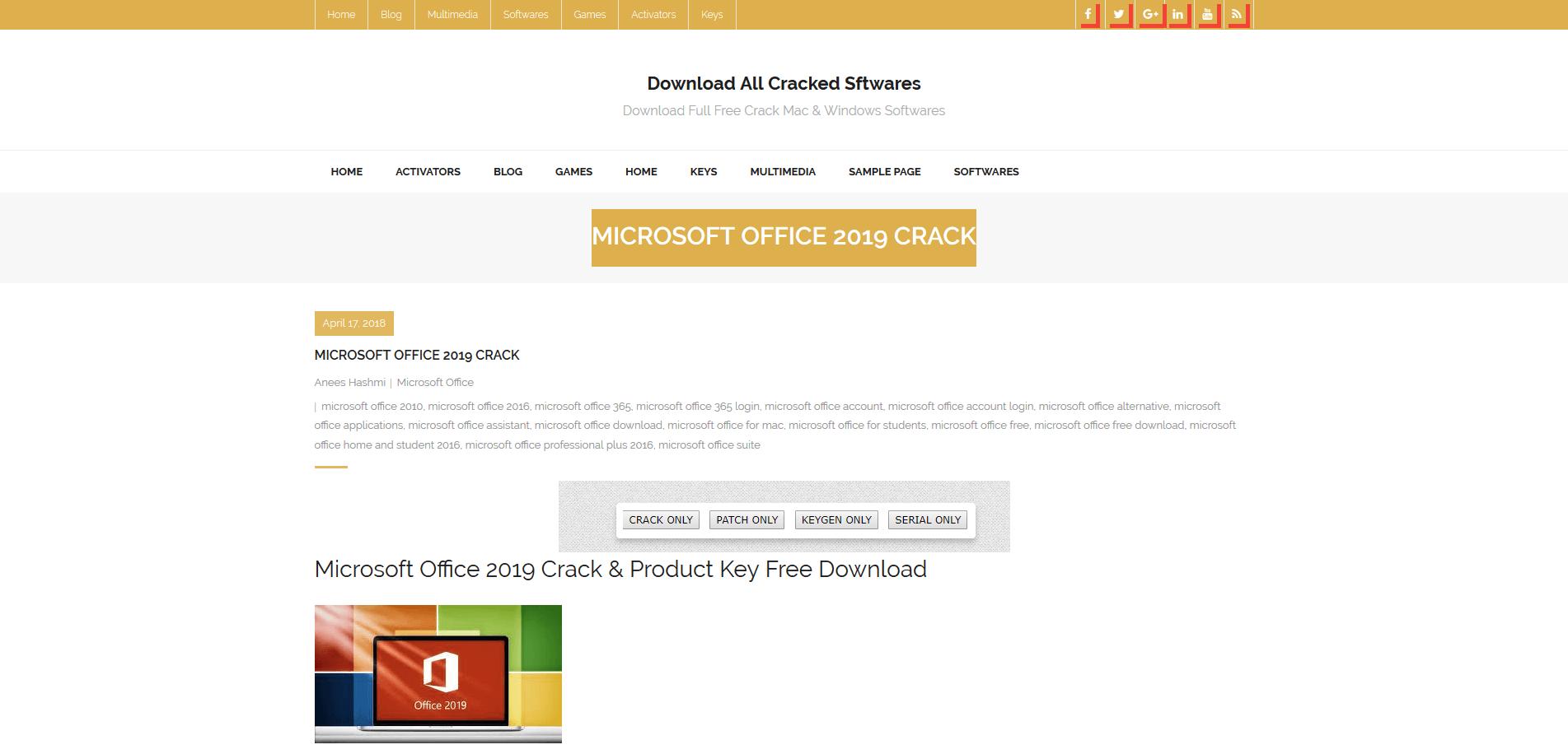 Quand le moteur de recherche de Microsoft met en avant un