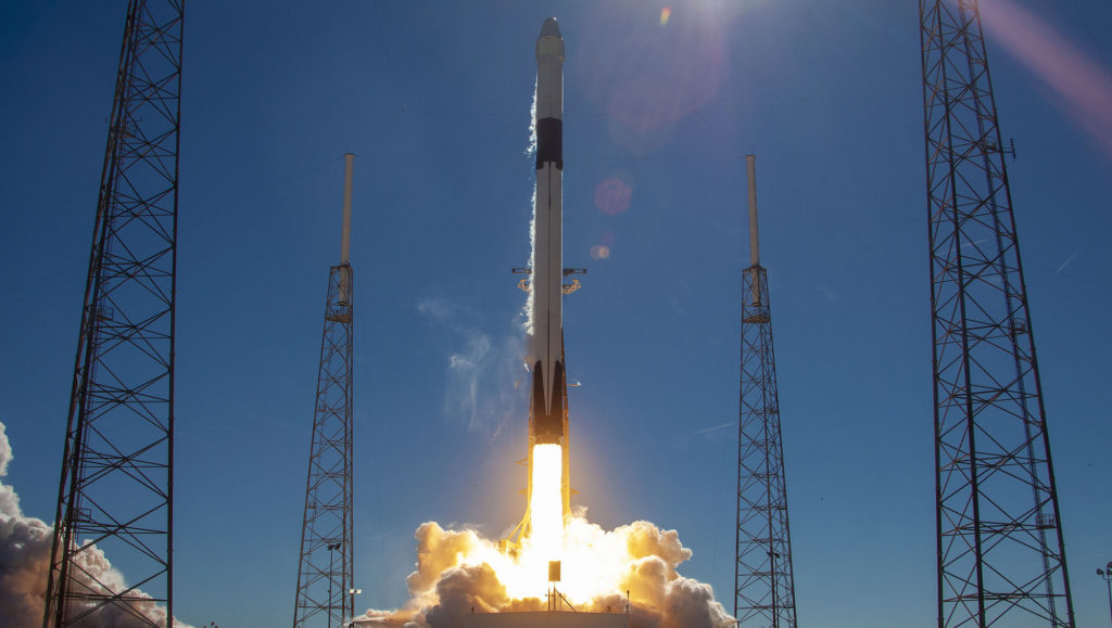 SpaceX CRS-16 Falcon 9