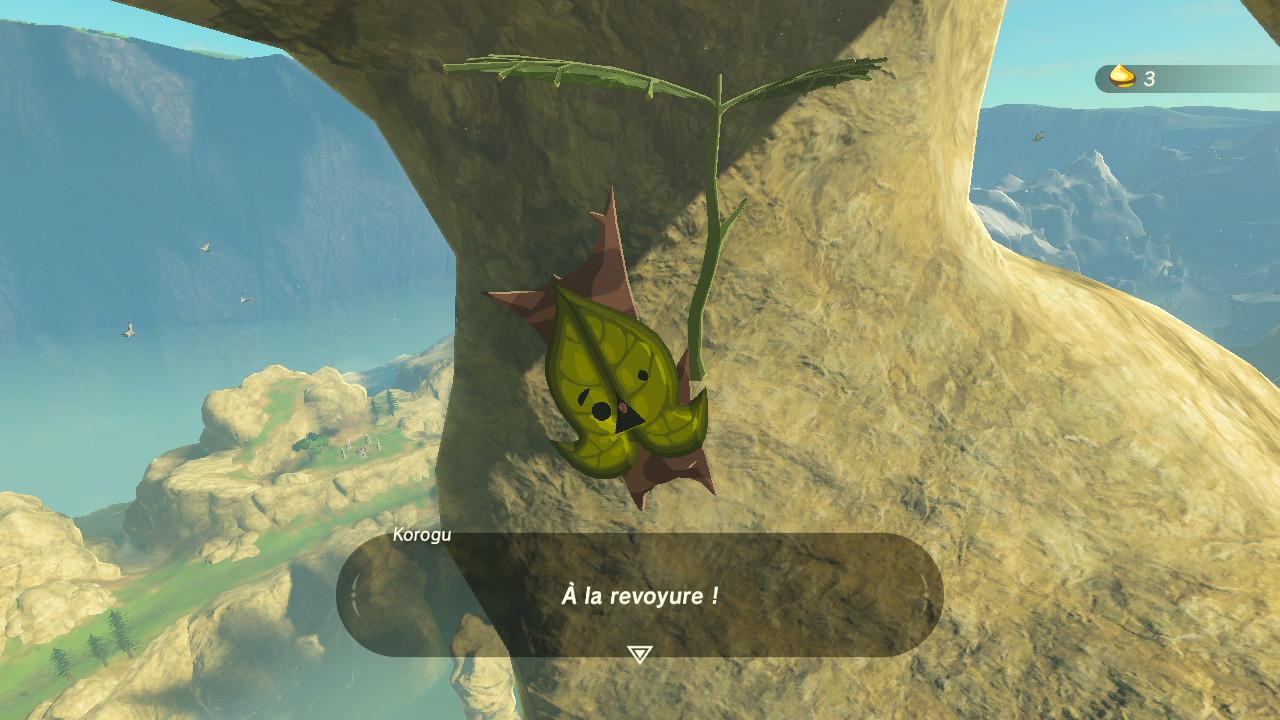 Zelda Breath Of The Wild Quelquun A Réussi à Rendre La