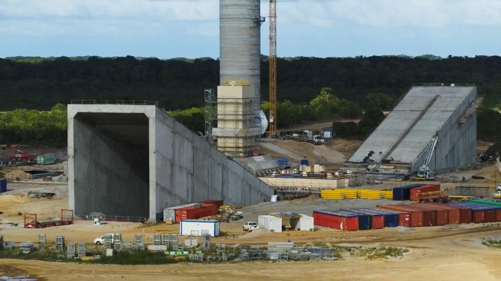 Ariane 6 ELA4 aire lancement