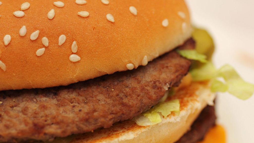 Big Mac burger sandwich macdo mcdo