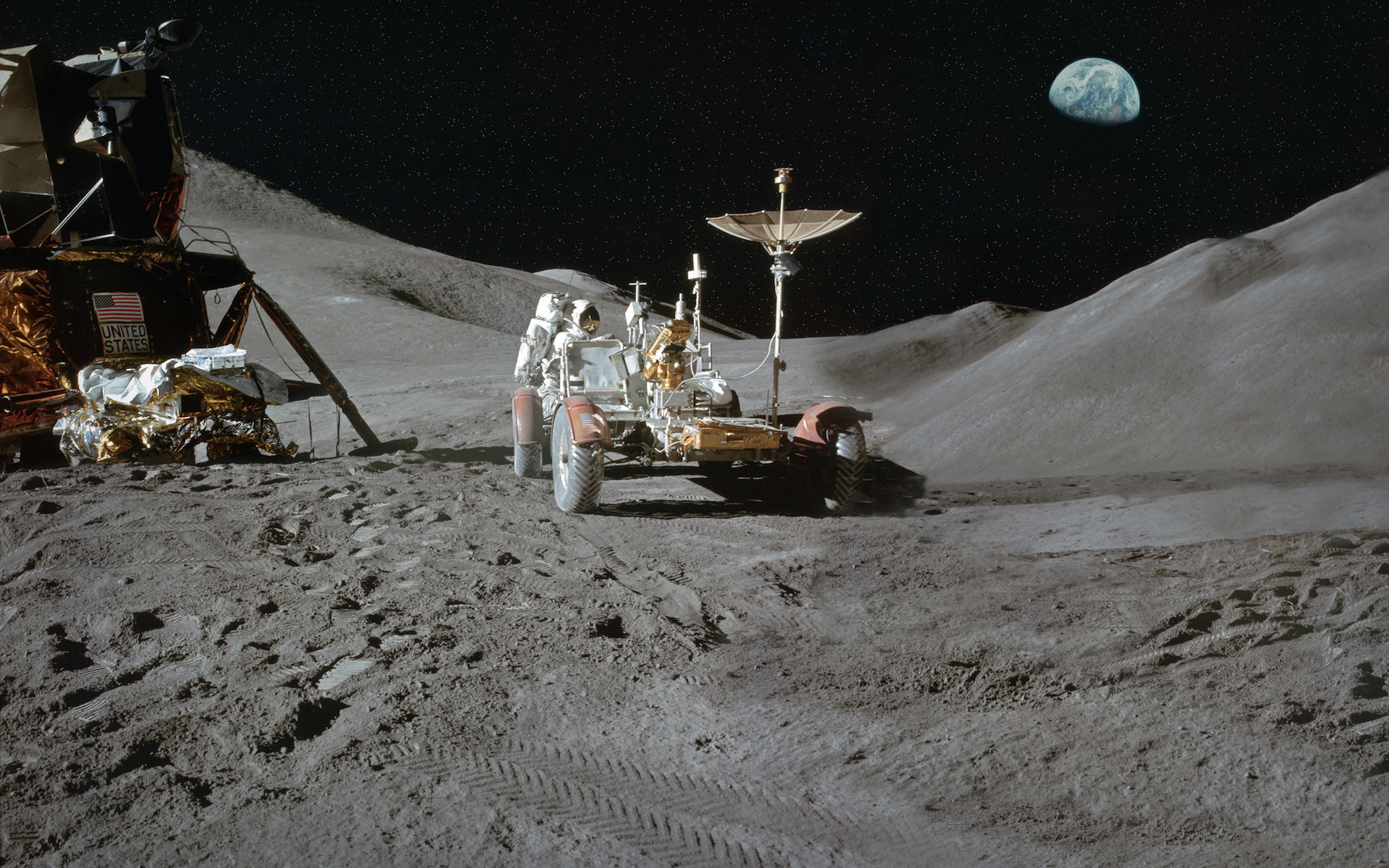 30 kickass and interesting facts about moon landing - 1024×659