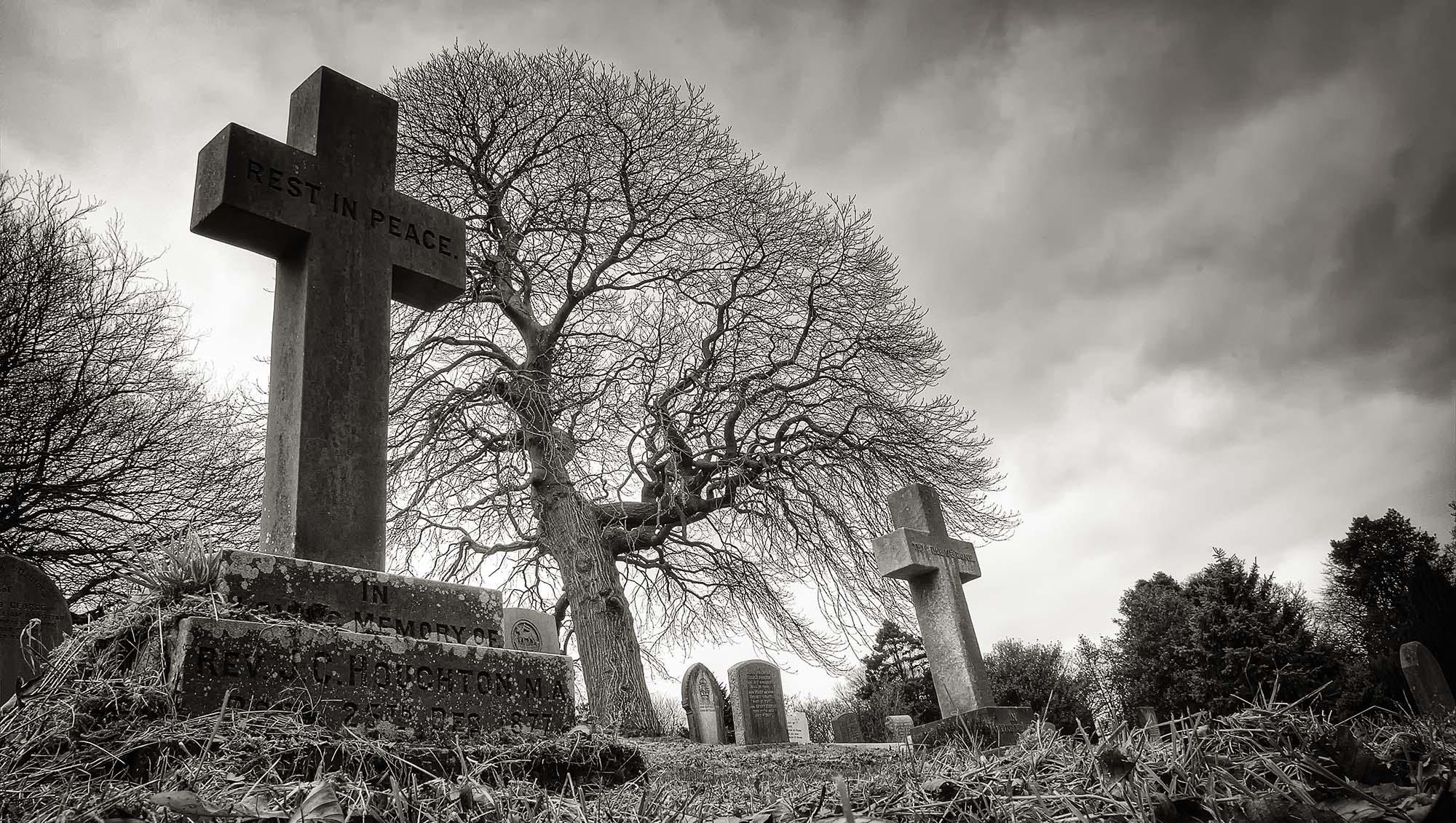 RIP tombe cimetière