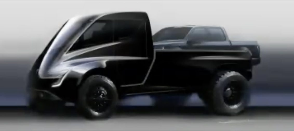 Tesla Cybertruck : le pickup électrique sera dévoilé le 21 novembre