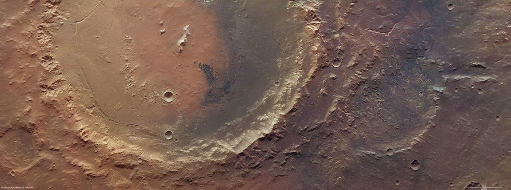 surface mars