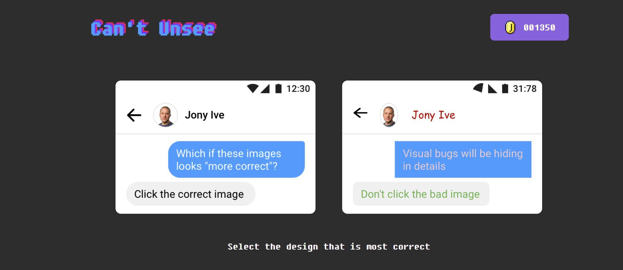 pouvez vous reconna tre une bonne interface utilisateur d couvrez le avec ce test tech. Black Bedroom Furniture Sets. Home Design Ideas