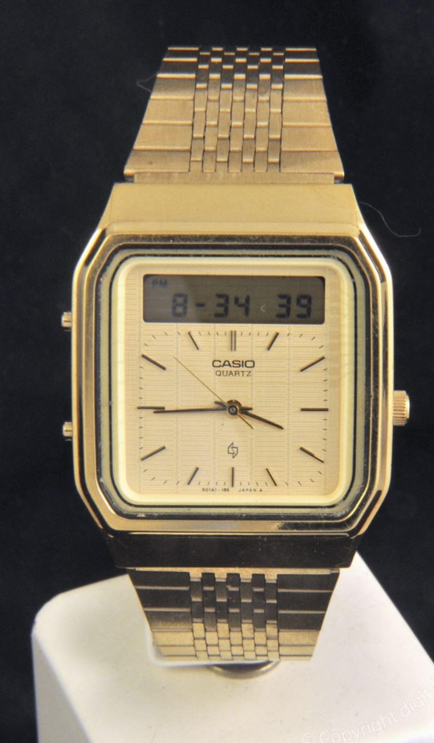 Comment Casio a t il pu créer une montre tactile en 1984 ?