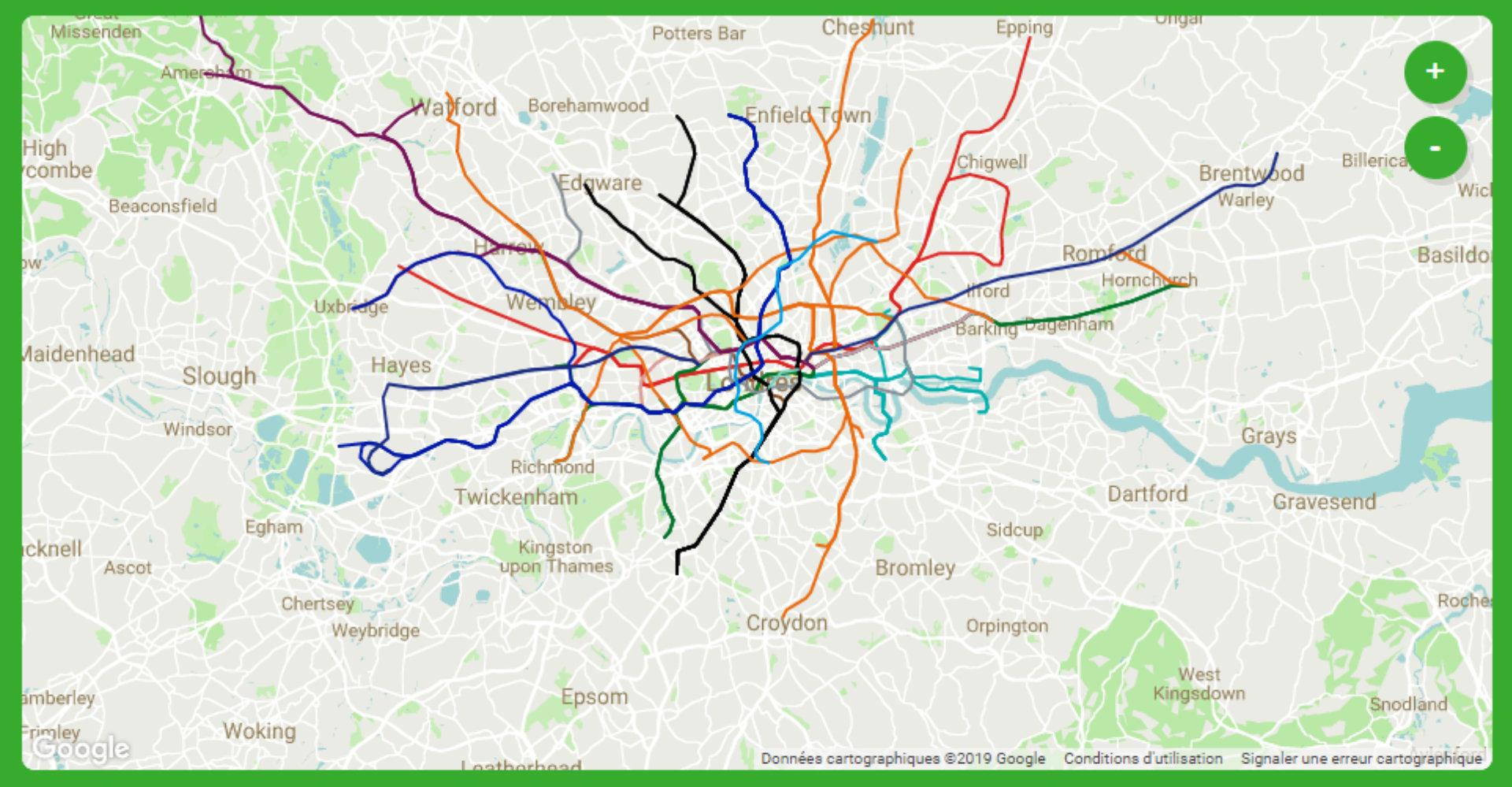 Une carte de transport valable dans le monde entier ? C'est le rêve de Citymapper avec son Pass, testé à Londres