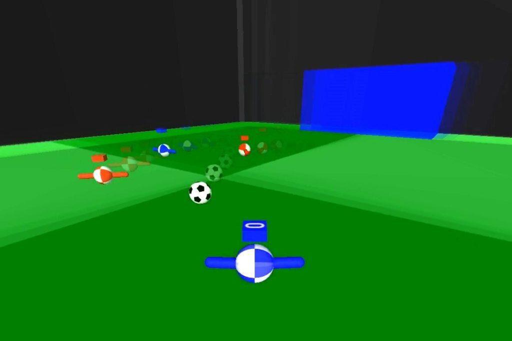 MuJoCo Soccer