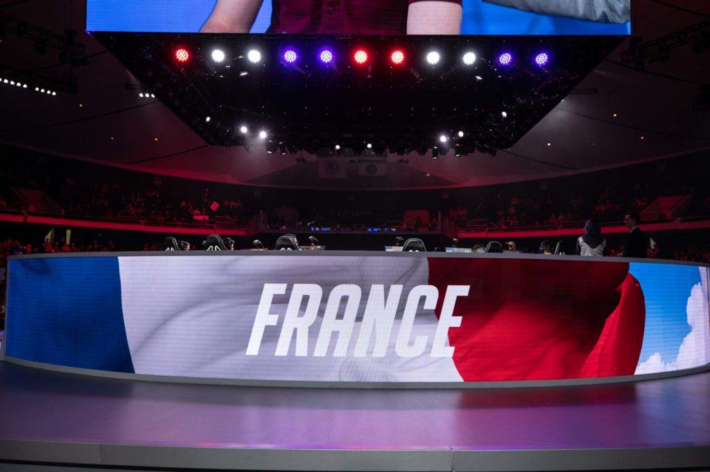 France OW coupe du monde
