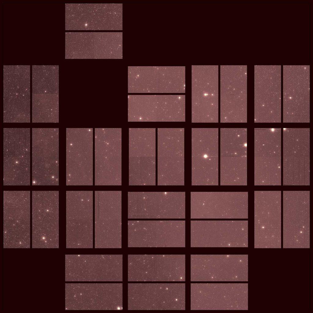 Kepler champ de vue