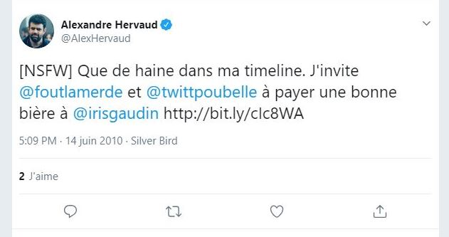 Ligue du LOL : le journaliste David Servernay a encore perdu une bonne occasion de se faire discret dans AC ! Brest ligue-lol-capture-hervaud-gaudin