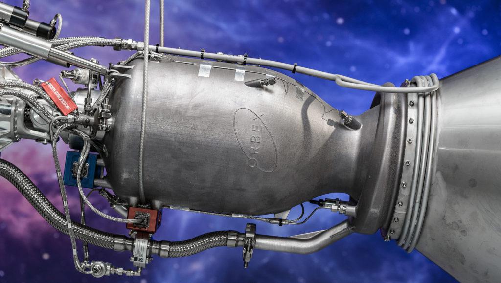 Orbex moteur fusée