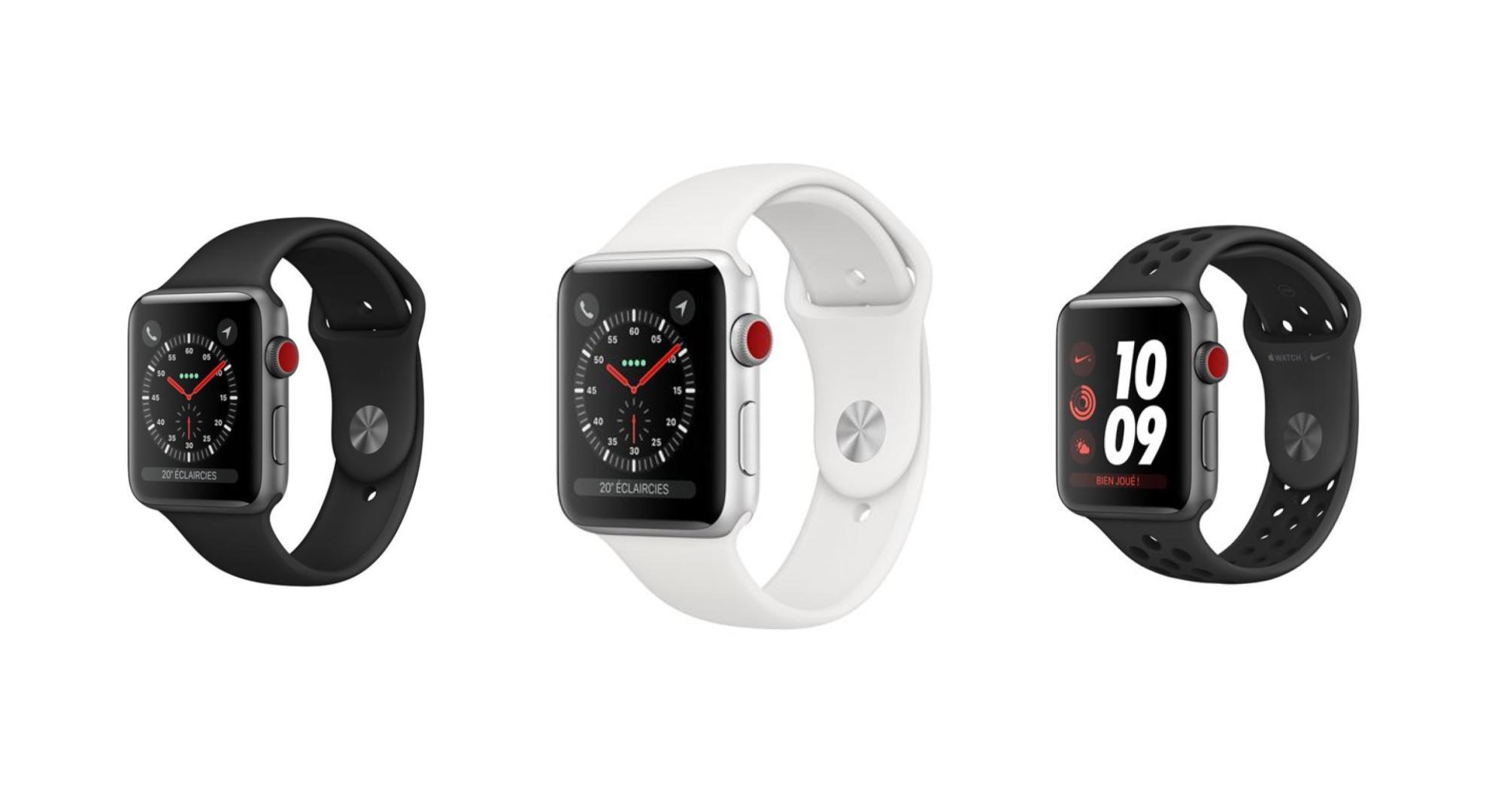 Le Deal du Jour : économisez 150 euros sur la deuxième montre connectée la plus cool (la première étant la Series 4)